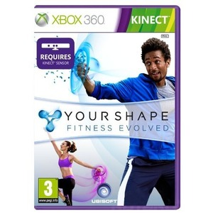 YOUR SHAPE FITNESS EVOLVED KINECT - XBOX360 Platforma XBOX360 UBI7040003