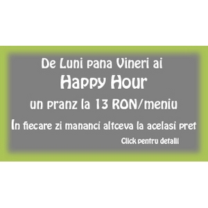 Happy Hour la Turbotequila Restaurant
