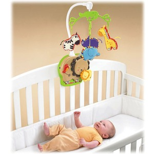Carusel Baby Zoo Fisher-Price