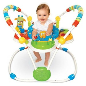 Cute Critters Activity Jumper