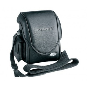 Husa OLYMPUS Ultra Zoom Leather Case
